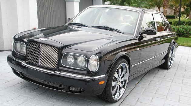 Bentley Arnage Appraisal
