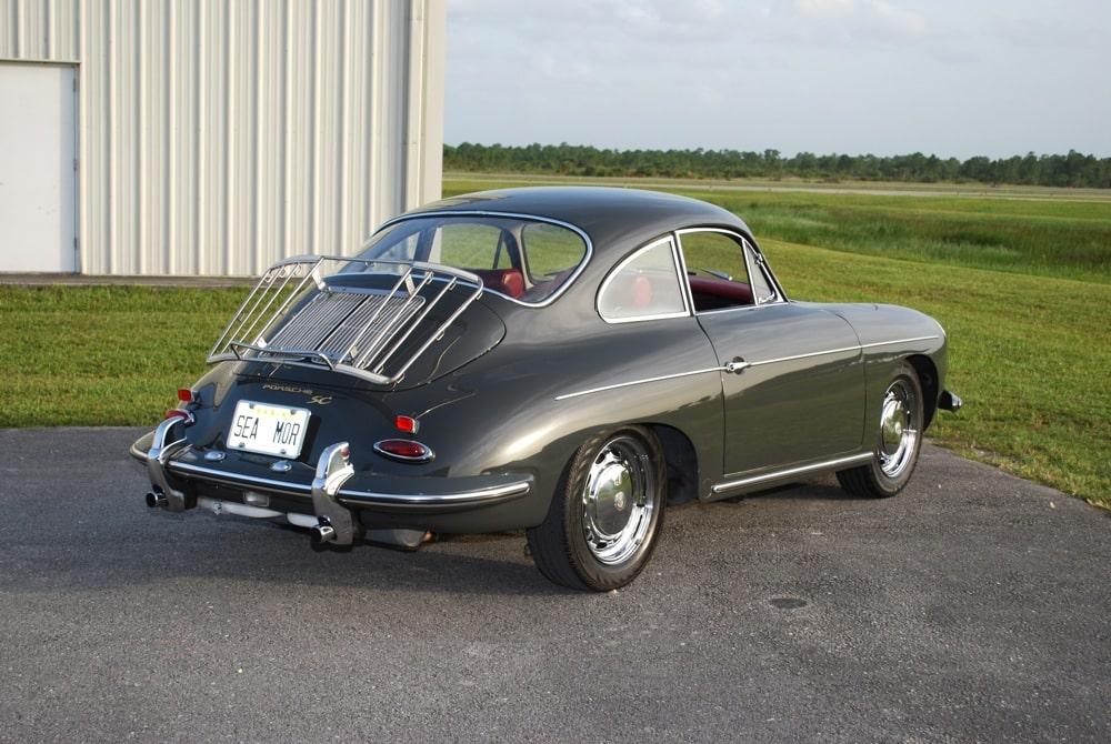 1965 Porsche 356 Sc Coupe Expert Auto Appraisals