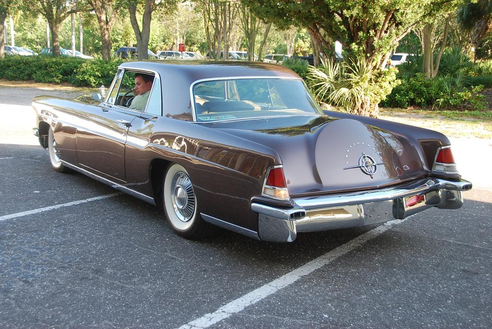 1956 Lincoln Mark II Inspection Appraisal