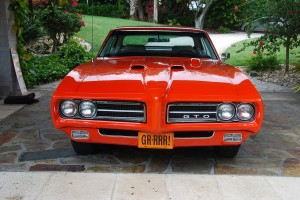1969 Pontiac GTO Judge Appraisal | Inspection
