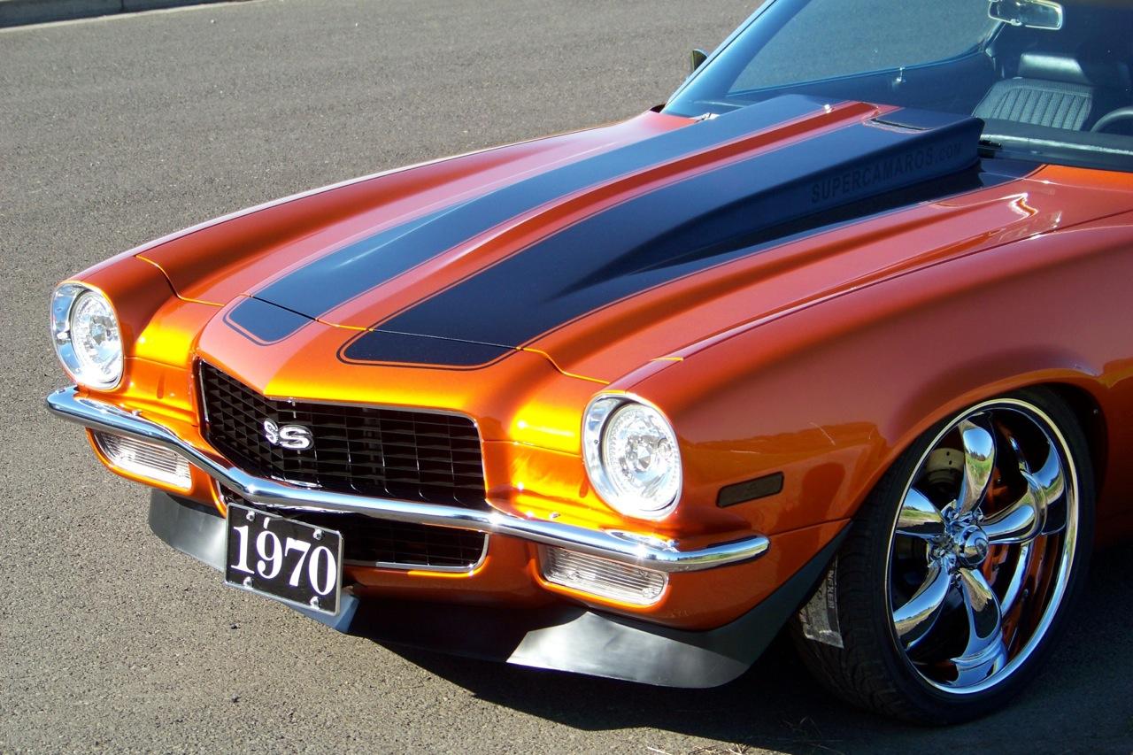 1970 Chevrolet Camaro SS Pro Touring Expert Auto Appraisals