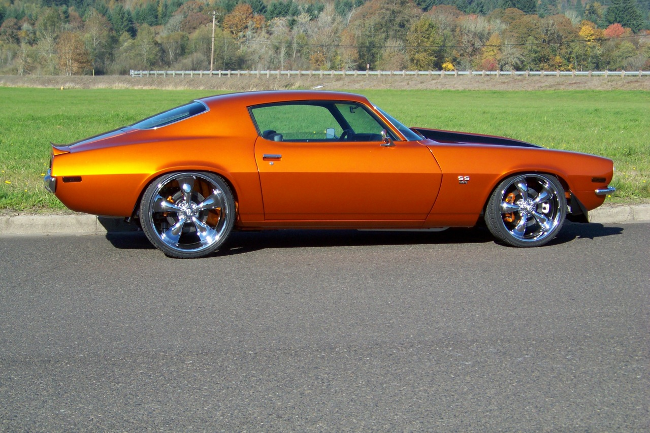 1970 Chevrolet Camaro Ss Pro Touring Expert Auto Appraisals