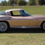 1963 Corvette SWC Fuelie Ocala