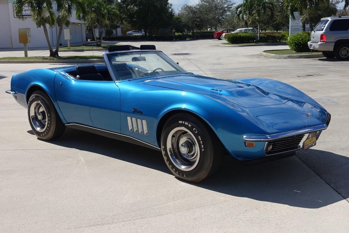 1969 Corvette Convertible 427 390 Hp Expert Auto Appraisals