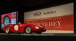 RM Sotheby's Monterey 2017